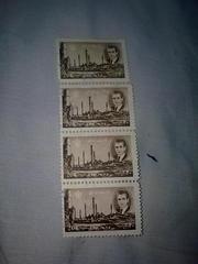 Продам почтовые марки в хорошем состоянии.