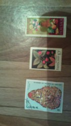 старые кубинские,  польские,  монгольские марки