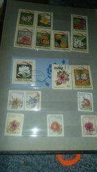 Почтовые марки продам нужны деньги!