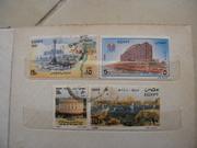 марки Египта и др. стран