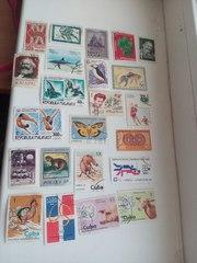 Продаю почтовые марки Курган